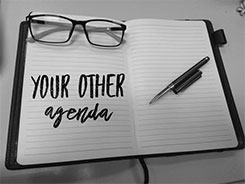 """4 Reasons to Bring Your """"Other Agenda"""" into the Boardroom"""