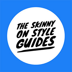 The Skinny on Style Guides