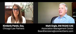 Virtual Governance: Reflections from Association Leaders Vlog Series