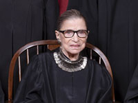 Finding Inspiration in RBG's Legacy