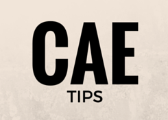 15 Reflections from the Process of Earning the CAE