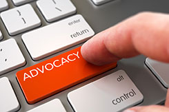 Virtual Advocacy = Real-Life Results