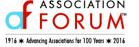 Association Forum 100yr Logo
