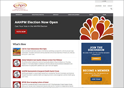 AMC Featured Case Study AAHPM Website